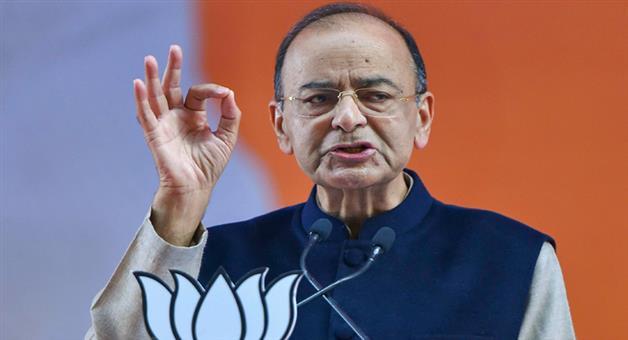 Khabar Odisha:politics-odisha---Lok-Sabha-Elections-2019-Arun-Jaitley-Says-Modi-Hai-To-Mumkin-Hai-Will-Be-Slogan-Of-BJP