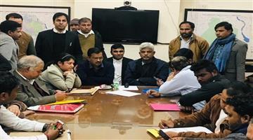 Khabar Odisha:politics-odisha--before-filing-nomination-paper-for-new-delhi-assembly-seat-arvind-kejriwal-says-first-times-delhi