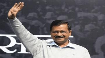 Khabar Odisha:politics-odisha--delhi-cm-and-aap-candidate-from-new-delhi-constituency-arvind-kejriwal-file-nomination-after-long-wait