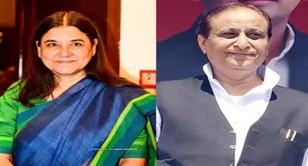 Khabar Odisha:politics-odisha-Lok-Sabha-Chunav-2019-EC-Bars-Azam-Khan-And-Maneka-Gandhi-From-Campaigning