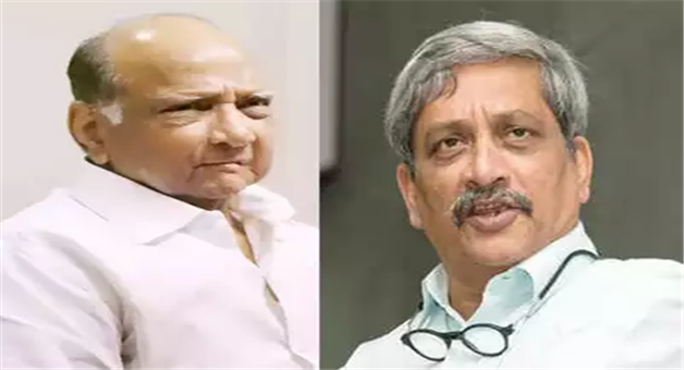 Khabar Odisha:politics-odisha-Son-Of-Manohar-Parrikar-Writes-To-Sharad-Pawar-Over-His-Statement-About-Manohar-Parrikar