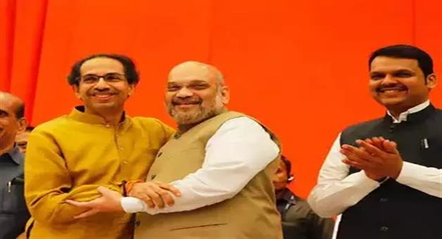 Khabar Odisha:politics-odisha-abp-news-c-voter-opinion-polls-shows-two-third-majority-for-shivsena-bjp-alliance-in-maharashtra