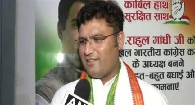Khabar Odisha:politics-odisha-ashok-tanwar-quits-congress-after-alleged-party-of-selling-assembly-election-tickets
