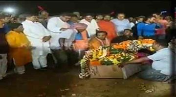 Khabar Odisha:politics-odisha-bjp-cong-targets-debasis-samantray
