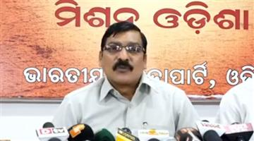 Khabar Odisha:politics-odisha-bjp-targets-bjd-on-debashis-behaviour