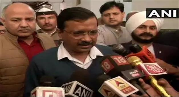 Khabar Odisha:politics-odisha-delhi-cm-arvind-kejriwal-to-sit-on-an-indefinite-fast-from-march-1