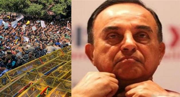 Khabar Odisha:politics-odisha-jnu-protest-high-level-committee-constituted-under-jsa-dispute-resolution-subramanian-swamy