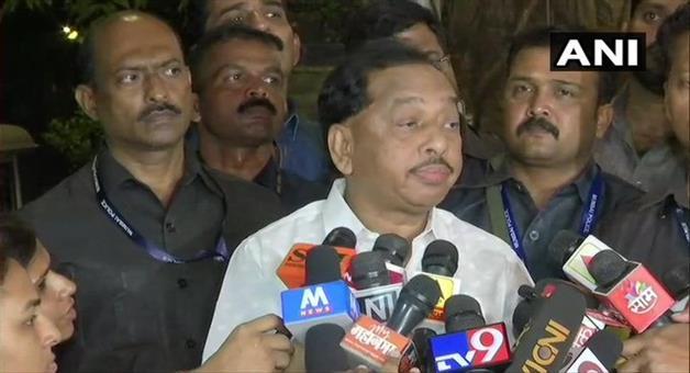 Khabar Odisha:politics-odisha-maharashtra-president-rule-bjp-narayan-rane-attacks-shiv-sena