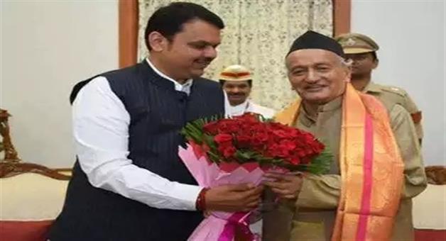 Khabar Odisha:politics-odisha-maharashtra-governor-invites-devendra-fadnavis-to-form-govt-and-prove-majority-by-11th-november