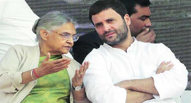 Khabar Odisha:politics-odisha-sheila-dixit-became-delhi-congress-president