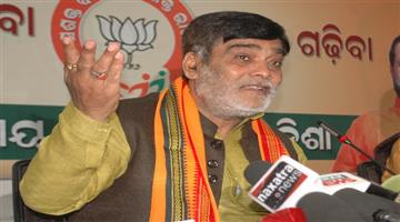 Khabar Odisha:politics-odisha-upcoming-election-bjp-formation-govt-both-centre-and-state-says-ramkripal-yadav