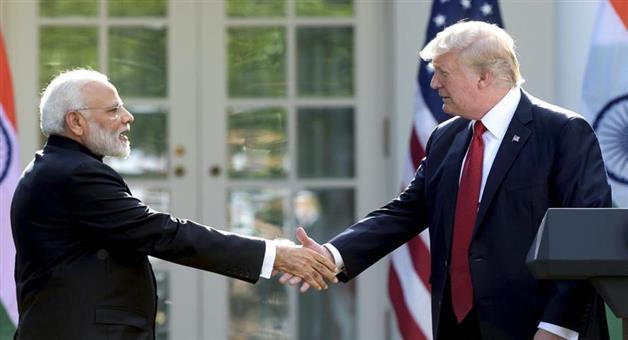 Khabar Odisha:president-of-america-donald-trump-wishes-to-pm-narendra-modi