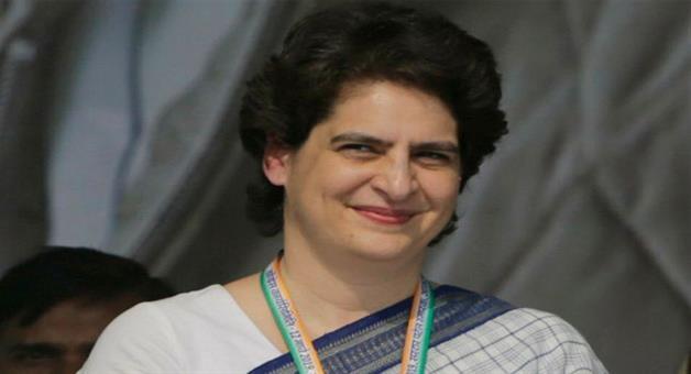 Khabar Odisha:priyanka-vadra-may-be-takes-charge-of-utter-pradesh