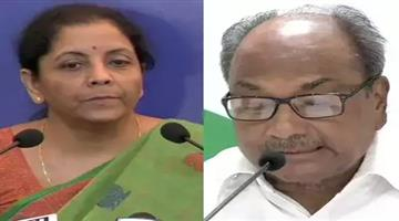 Khabar Odisha:rafale-deal-defence-minister-nirmala-sitharaman-attacked-on-congress