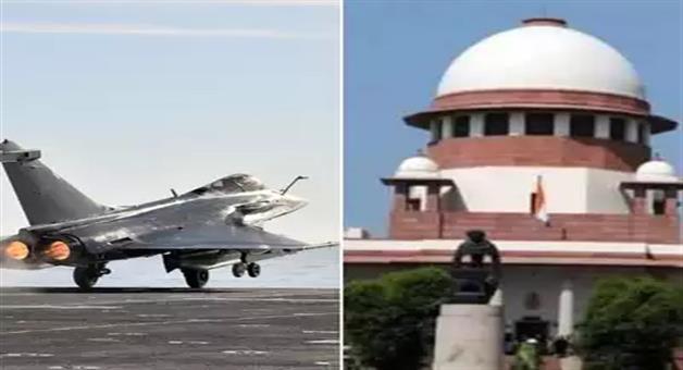 Khabar Odisha:rafale-petitioner-demands-five-judges-bench-to-hear-the-case