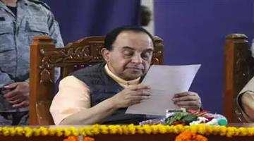 Khabar Odisha:ram-mandir-will-be-built-at-any-cost-in-ayodhya-says-subramanian-swamy