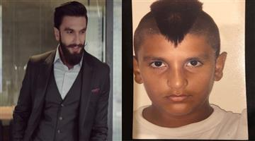 Khabar Odisha:ranveer-singh-from-his-childhood-will-be-watching-the-fashionable-intimate-hairstyle-of-fashion