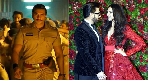 Khabar Odisha:ranveer-singh-talks-about-deepika-padukone-reaction-on-simmba-trailer