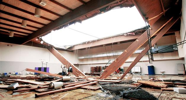 Khabar Odisha:roof-collapsed-in-bhubaneswar-government-school
