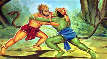 Khabar Odisha:sanatan-dharma-history-bali-sugriv-yudh