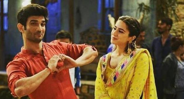 Khabar Odisha:sara-and-sushant-movie-kedarnath-opening-day-boxoffice-collection