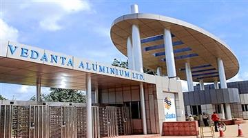 Khabar Odisha:section-144-clamped-in-front-of-Vedanta-Aluminium-after-death-of-the-under-trial-prisoner