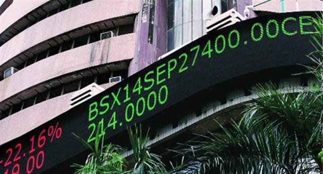 Khabar Odisha:sensex-ends-at-new-record-high-nifty-manages-to-close-above-11000