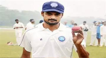 Khabar Odisha:shahbaz-nadeem-bowling-record-in-list-a-cricket-took-8-wickets-for-10-runs