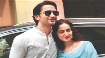 Khabar Odisha:shaheer-sheikh-and-ruchikaa-kapoor-gets-married