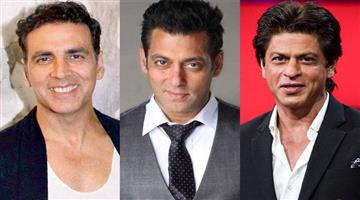 Khabar Odisha:shocking-salman-and-akshay-in-forbes-highest-paid-celebs-list-beats-shahrukh-khan