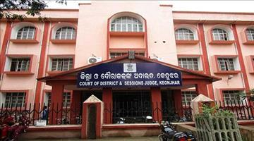 Khabar Odisha:si-and-3-constable-suspended-in-father-and-son-escape-from-kendujhar-session-court