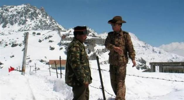 Khabar Odisha:slight-retreat-by-both-armies-of-india-and-china-in-galwan-valley