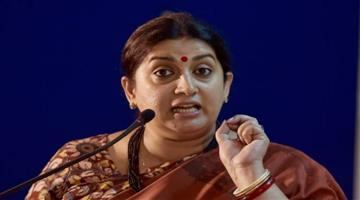 Khabar Odisha:smriti-irani-said-on-sabarimala-temple-no-one-have-right-to-desecrate