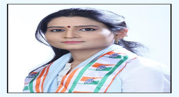 Khabar Odisha:smrutirekha-pahi-resign-from-congress-party