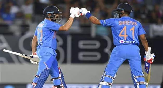 Khabar Odisha:sports--cricket--odisha-india-thrash-new-zealand-in-auckland-t20i-match-records-most-200-plus-chase