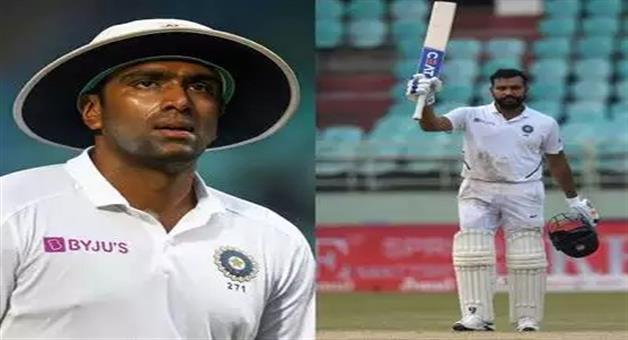 Khabar Odisha:sports--cricket--odisha--india-vs-south-africa-rohit-sharma-and-ravichandran-ashwin-performed-quite-well-in-visakhapatnam-test