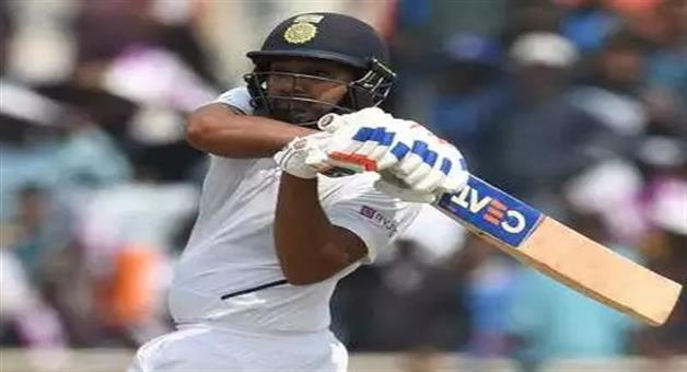 Khabar Odisha:sports--cricket--odisha--rohit-hits-most-six-in-test-series-broken-record-of-hetmyer