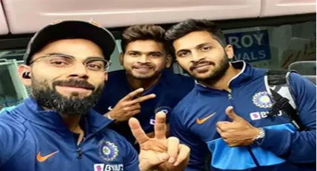 Khabar Odisha:sports--cricket--odisha-ind-vs-nz-indian-cricket-team-arrives-in-auckland-virat-kohli-shared-picture-on-social-media