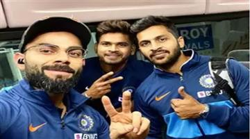 Khabar Odisha:sports--cricket--odisha-ind-vs-nz-indian-cricket-team-arrives-in-auckland-virat-kohli-shared-picture-on-social-media