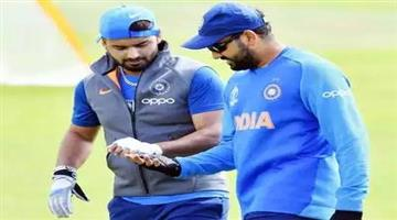 Khabar Odisha:sports--cricket--odisha--please-leave-rishabh-pant-alone-says-rohit-sharma