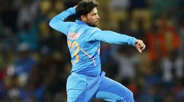 Khabar Odisha:sports--cricket--odisha--kuldeep-yadav-100-odi-wickets-india-vs-australia-kuldeep-yadav-records-