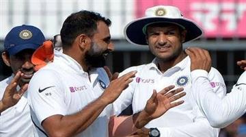 Khabar Odisha:sports--cricket--odisha-mohammed-shami-mayank-agarwal-rise-to-their-career-best-icc-test-rankings