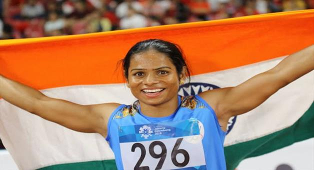 Khabar Odisha:sports--cricket--odisha-odia-sprinter-Dutee-Chand-shortlisted-in-the-esteemed-Time-100-Next-2019-list