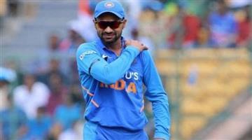 Khabar Odisha:sports--cricket--odisha-bcci-team-india-new-zealand-tour-t20i-one-day-series-shikhar-dhawan-sanju-samson-