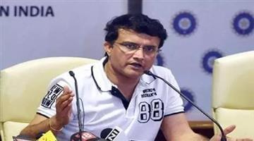 Khabar Odisha:sports--cricket--odisha--cricket-sourav-ganguly-says-no-talks-of-bcci-with-amit-shah