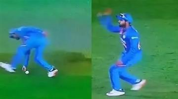 Khabar Odisha:sports--cricket--odisha--ndia-vs-new-zealand-if-umpires-noticed-manish-pandey-fake-fielding-then-india-penalised-five-runs