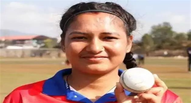 Khabar Odisha:sports--cricket--odisha-south-asian-games-women-cricket-nepal-anjali-chand-took-10-wickets-in-2-matches-for-a-ru
