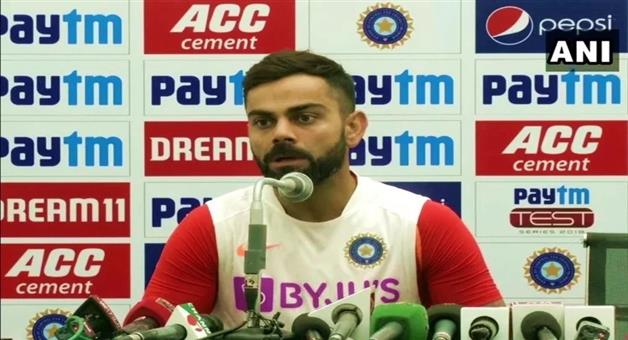 Khabar Odisha:sports--cricket--odisha--virat-kohli-says-we-are-ready-to-win-at-any-venue-before-indore-test