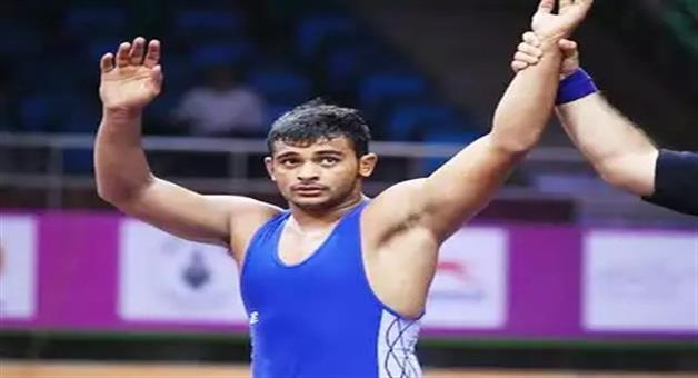 Khabar Odisha:sports--cricket--odisha--world-wrestling-championship-deepak-punia-in-finals-medal-assured-for-india