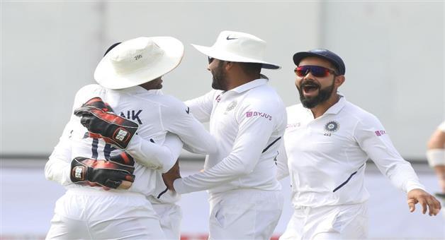 Khabar Odisha:sports--cricket--odisha-indvsa-indian-cricket-team-win-11-test-series-at-home-virat-kohli-win-13-test-series-as-captain